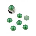 Poolpärlid 8m roheline 30tk