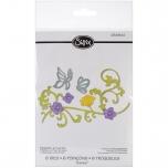 """Sizzix lõiketera """"liblikad ja lillevanik 658944"""
