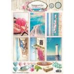Romantic Summer A4 rebitavad pildid 1373