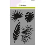 "Šabloon A5 ""Troopilised lehed"" 185070/1259"