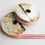 Pael 10mm 2m - roosad lehed