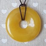 Jadeiit donut-ripats 40mm