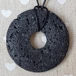 Laavakivi donut-ripats 40mm