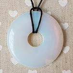 Opaliit donut-ripats 40mm