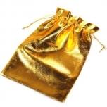 "Kinkekott ""Sädelev"" 13*18 cm kuldne"