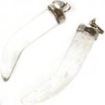 Nat. kristall kihv ripats 30mm 1tk