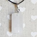 Nat. kristall tuubripats 10*20mm 1tk