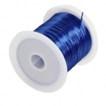 Elastiktamiil 0,6mm 10m sinine