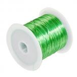 Elastiktamiil 0,6mm 10m roheline