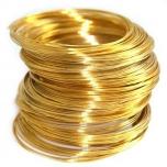 Traat eelpainutatud 55mm 20 tiiru kuldne