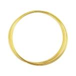 Traat eelpainutatud 110mm 10 tiiru kuldne