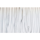 Ümarkumm 1,5mm valge 1 meeter