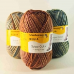 Regia 6* Stripe Color 150g/375m