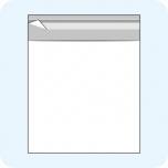 Kilepakend kaartidele 16*16 cm