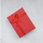 Kinkekarp punane 9*7*3 cm