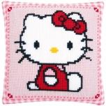 """Padi tikkimiskomplekt """"Hello Kitty"""" 40*40 cm"""