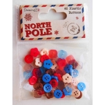 "Nööbid ""North Pole"" 60tk"